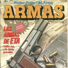 Militaria: REVISTA ARMAS Nº 57 - 1987. Lote 161606478