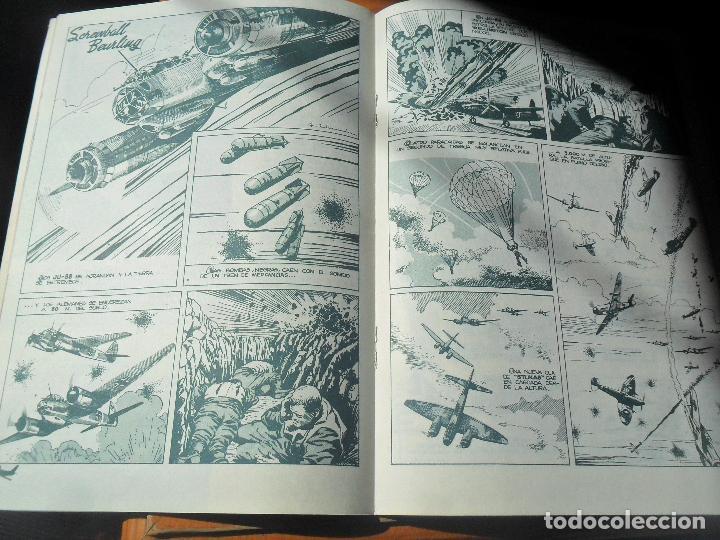 Militaria: FLAPS REVISTA JUVENIL DE AERONAUTICA Nº 7 DE 1961 - BREGUET XIX, MANFRED VON RIGHTHOFEN, BUCCANER... - Foto 4 - 121040147