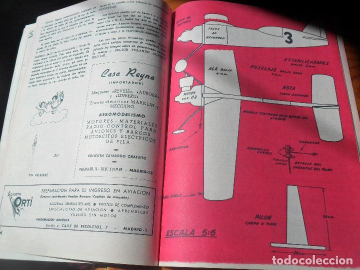 Militaria: FLAPS REVISTA JUVENIL DE AERONAUTICA Nº 7 DE 1961 - BREGUET XIX, MANFRED VON RIGHTHOFEN, BUCCANER... - Foto 5 - 121040147