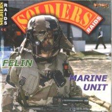 Militaria: SOLDIERS RAIDS. 88. ENERO 2003. Lote 121173871