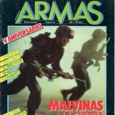 Militaria: REVISTA ARMAS Nº 61 - 1987. Lote 121414091