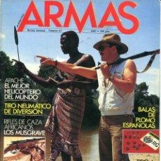Militaria: REVISTA ARMAS Nº 63 - 1987. Lote 121414147