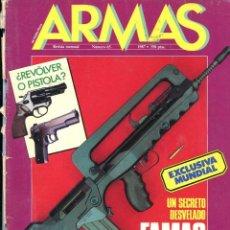 Militaria: REVISTA ARMAS Nº 65 - 1987. Lote 121414167