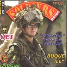 Militaria: SOLDIERS RAIDS. 103. ABRIL 2004. Lote 121807175