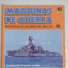 Militaria: MAQUINAS DE GUERRA/FASCICULO Nº41/PLANETA DE AGOSTINI.. Lote 122008207