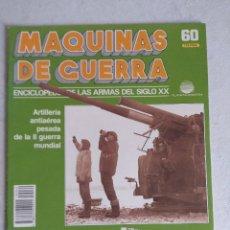 Militaria: MAQUINAS DE GUERRA/FASCICULO Nº60/PLANETA DE AGOSTINI.. Lote 122015155