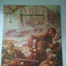 Militaria: FASCICULO LA SEGUNDA GUERRA MUNDIAL ABC NUMERO 36 STALINGRADO. Lote 122026762