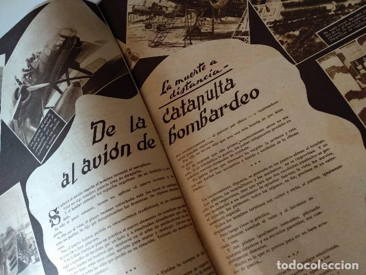 Militaria: SEMANARIO GRAFICO FALANGISTA Nº144 1939. JOSE ANTONIO PRIMO RIVERA HACIA LA ETERNIDAD - Foto 7 - 123137399