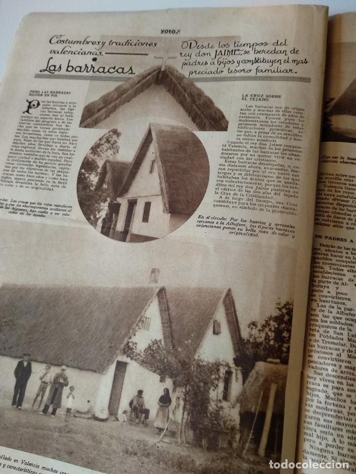 Militaria: SEMANARIO GRAFICO FALANGISTA Nº144 1939. JOSE ANTONIO PRIMO RIVERA HACIA LA ETERNIDAD - Foto 9 - 123137399