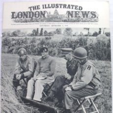 Military - REVISTA THE ILLUSTRATED LONDON NEWS 2 SEPTEMBER SEPTIEMBRE 1944 PAGINAS 253 - 280 - 124528103