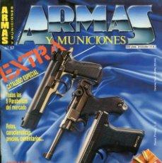 Militaria: REVISTA ARMAS Y MUNICIONES Nº 57. Lote 125149579