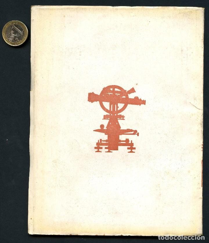 Militaria: GUERRA CIVIL, REVISTA, CONOCIMIENTOS TOPOGRÁFICOS, MADRID, 1937 - Foto 4 - 125171619