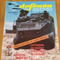 Militaria: REVISTA DEFENSA EXTRA 12 INFANTERIA DE MARINA ESPAÑOLA. Lote 125323080