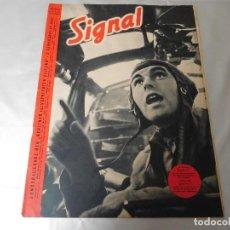Militaria - Signal 2 de febrero de 1941 Edición en español y aleman Nº 4 - 126899079