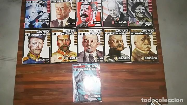 LOTE DE REVISTAS I Y II GUERRA MUNDIAL (Militar - Revistas y Periódicos Militares)