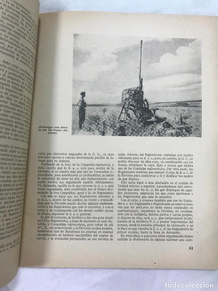 Militaria: Ejército. Revista ilustrada de las Armas y Servicios nº 46 NOVIEMBRE 1943 - Ministerio del Ejército - Foto 4 - 127207795
