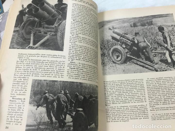 Militaria: Ejército. Revista ilustrada de las Armas y Servicios nº 46 NOVIEMBRE 1943 - Ministerio del Ejército - Foto 5 - 127207795