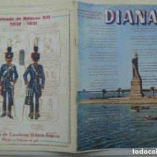 Militaria: CAPITANIA GENERAL DE SEVILLA : REVISTA DIANA , Nº 78 , 1981. Lote 127760411