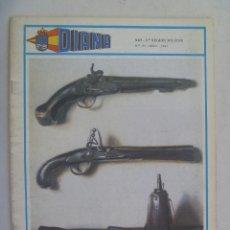 Militaria: CAPITANIA GENERAL DE SEVILLA : REVISTA DIANA , Nº 90 , 1984.. Lote 128127739
