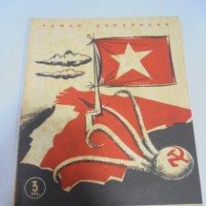 Militaria: REVISTA TEMAS ESPAÑOLES. MILITAR. LA TIERRA QUEMADA. Nº402. AÑO 1959. Lote 129224799