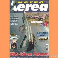 Militaria: LOTE Nº 1 DE REVISTAS FUERZA AÉREA DIRIGIDA POR SALVADOR MAFÉ (OCASIÓN). Lote 130086259