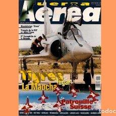 Militaria: LOTE Nº 2 DE REVISTAS FUERZA AÉREA DIRIGIDA POR SALVADOR MAFÉ (OCASIÓN). Lote 130086343