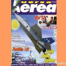 Militaria: LOTE Nº 3 DE REVISTAS FUERZA AÉREA DIRIGIDA POR SALVADOR MAFÉ (OCASIÓN). Lote 130086479