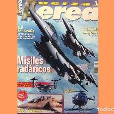 Militaria: LOTE Nº 4 DE REVISTAS FUERZA AÉREA DIRIGIDA POR SALVADOR MAFÉ (OCASIÓN). Lote 130086599
