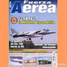 Militaria: LOTE Nº 13 DE REVISTAS FUERZA AÉREA DIRIGIDA POR SALVADOR MAFÉ (OCASIÓN). Lote 130087635