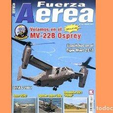 Militaria: LOTE Nº 16 DE REVISTAS FUERZA AÉREA DIRIGIDA POR SALVADOR MAFÉ (OCASIÓN). Lote 130088111