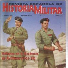 Militaria: REVISTA ESPAÑOLA HISTORIA MILITAR 54. Lote 130993816