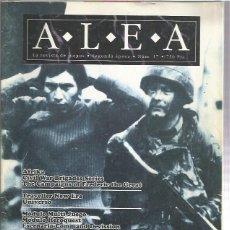Militaria: ALEA 17. Lote 131004628