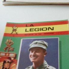 Militaria: TRAST. REVISTA LA LEGION REVISTA DE LOS TERCIOS ENERO 1995. Lote 131093880