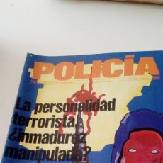 Militaria: TRAST. REVISTA POLICIA TECNICO-PROFESIONAL Nº 15 MAYO 1985 LA PERSONALIDAD TERRORISTA INMADUREZ MANI. Lote 131094780