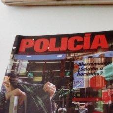 Militaria: TRAST. REVISTA POLICIA TECNICO-PROFESIONAL Nº 34 FEBRERO 1988 GRANDES ALMACENES EL PARAISO DEL HURTO. Lote 131095000