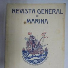 Militaria: REVISTA GENERAL DE MARINA. MINISTERIO DE MARINA. TOMO 109. AÑO 1931 .DICIEMBRE... Lote 131679510