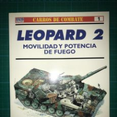 Militaria: CARROS DE COMBATE NUMERO 1 - LEOPARD 2. OSPREY.. Lote 132237422