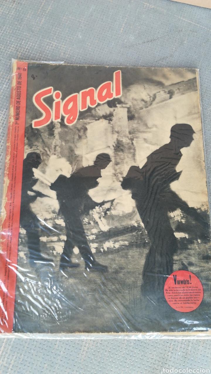 REVISTA SIGNAL (Militar - Revistas y Periódicos Militares)