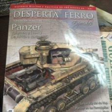Militaria: DESPERTA FERRO ESPECIAL XVI PANZER VOL. 2 DE ÁFRICA A BARBARROJA. Lote 133203518