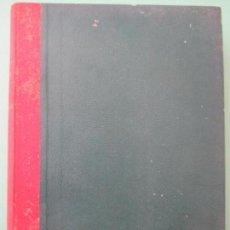 Militaria: 4 NÚMEROS DE LA REVISTA GENERAL DE MARINA. SEP, OCT, NOV Y DIC DE 1943. EN UN MISMO TOMO.. Lote 133811610