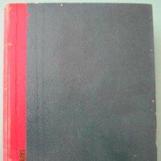 Militaria: 4 NÚMEROS DE LA REVISTA GENERAL DE MARINA. ENE, FEB, MAR Y ABR DE 1941. EN UN MISMO TOMO.. Lote 133812374