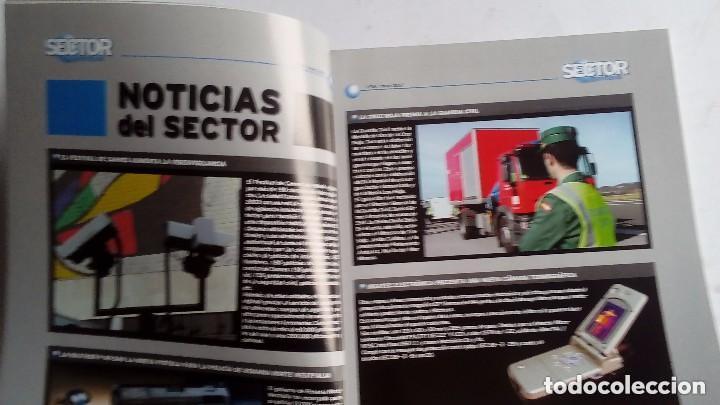 Militaria: SECTOR SEGURIDAD. LOTE DE 28 REVISTAS DEL PROFESIONAL DE LA SEGURIDAD DEL 8 AL 39 (2003-2004-2005) - Foto 8 - 135759530