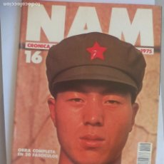 Militaria: NAM. CRONICA DE LA GUERRA DE VIETNAM 1965 - 1975. FASCICULO Nº 16. PLANETA AGOSTINI. 1988. Lote 135847462