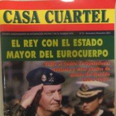 Militaria: CASA CUARTEL - INFORMACIÓN MILITAR Y GUARDIA CIVIL (Nº 4) . Lote 136877338