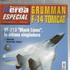 Militaria: FUERZA AEREA ESPECIAL 13 F-14 TOMCAT. Lote 148268132