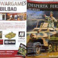 Militaria: REVISTA: DESPERTA FERRO Nº 5 (ABLN). Lote 137826478