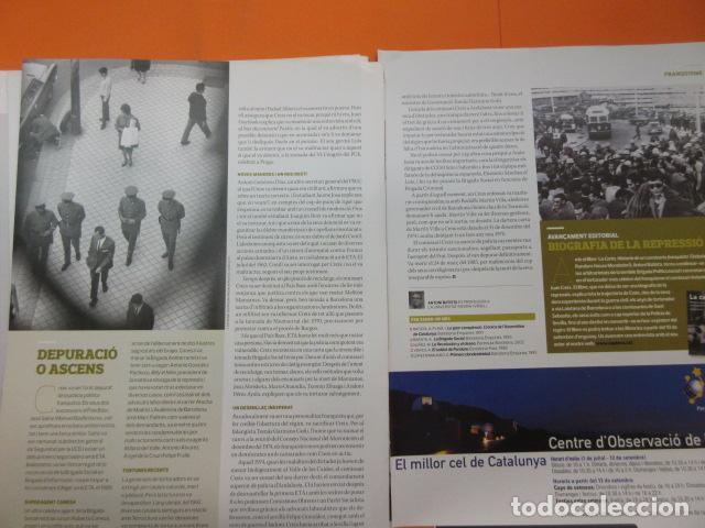 Militaria: ARTICULO 2010 - EL GRAN TORTURADOR FRANQUISTA COMISARIO ANTONIO JUAN CREIX - 6 PAGINAS - Foto 3 - 139529422