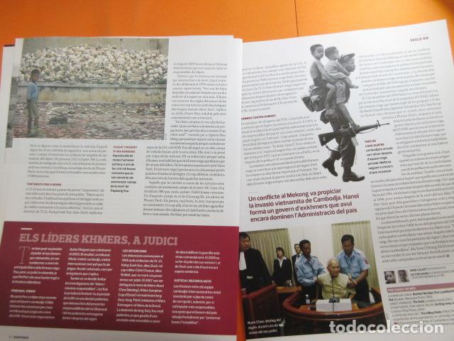 Militaria: ARTICULO 2010 - KHMERS JEMRES ROJOS CAMBOIA - 8 PAGINAS - Foto 2 - 139529490