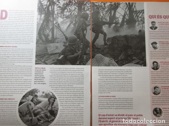Militaria: ARTICULO 2010 - KHMERS JEMRES ROJOS CAMBOIA - 8 PAGINAS - Foto 4 - 139529490