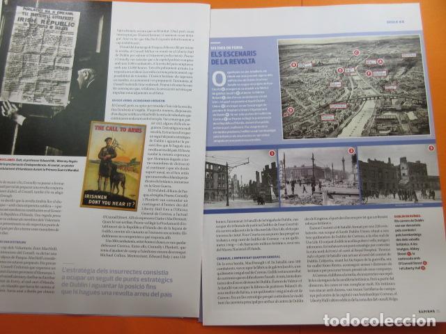 Militaria: ARTICULO 2010 - SACRIFICIO SANGRE IRLANDES 1916 REVUELTA DE PASCUA - 6 PAGINAS - Foto 2 - 139530742